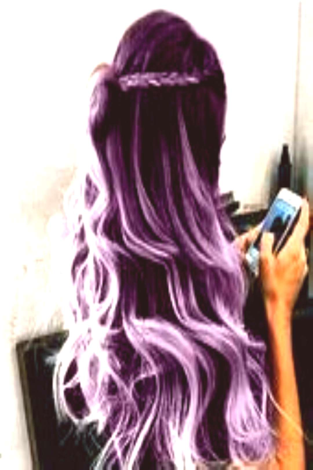 Best Hair Color Ideas For Brunettes With Purple Dyes Blondes 68 Ideas