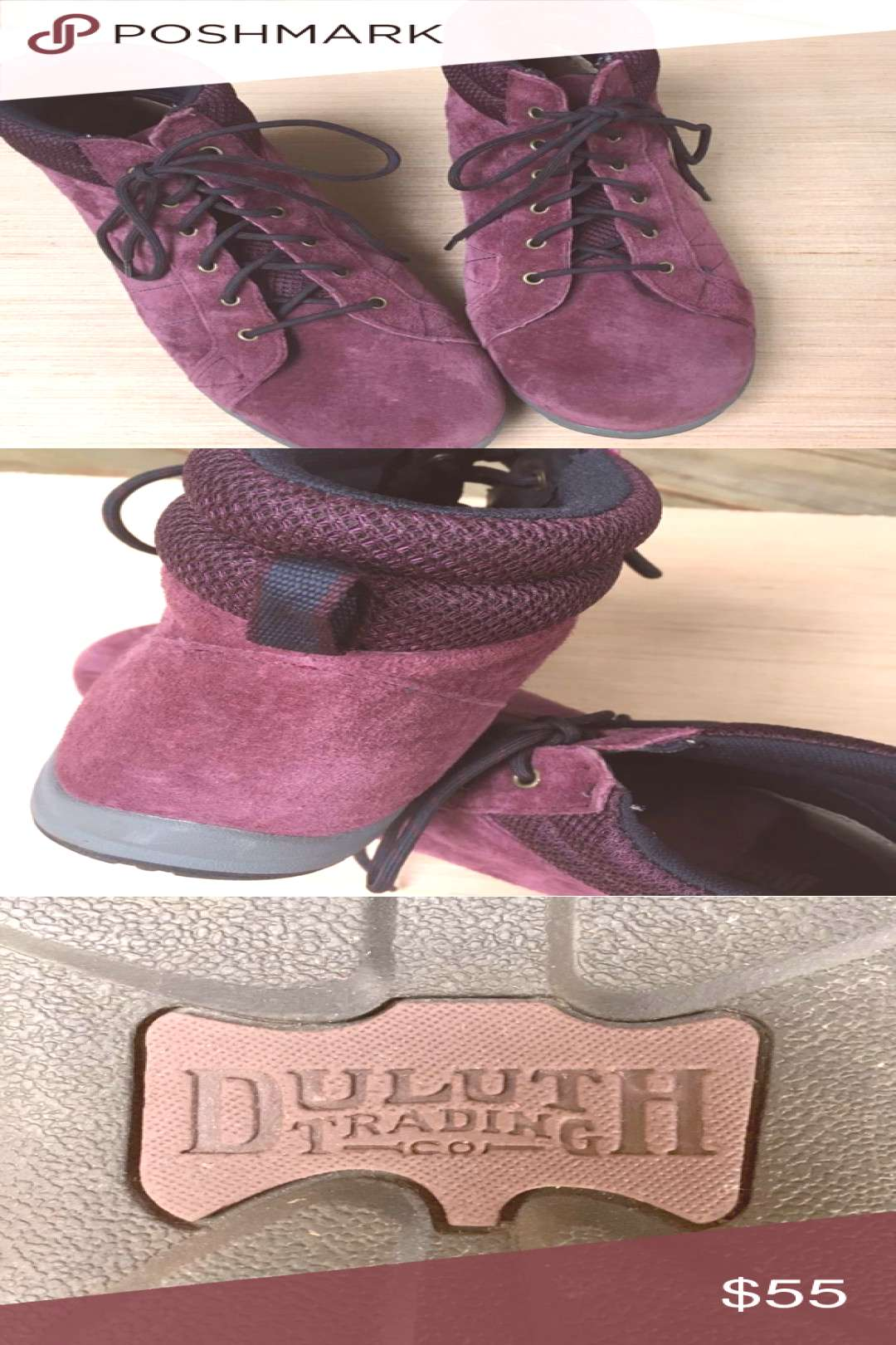 Duluth Trading Co Shoes/Boots Duluth Trading Company Boots, Steel Creek Boots, Suede Leather uppers